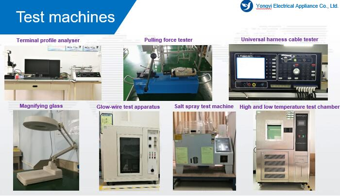 Wire Harness For Pulsator Washing Machine