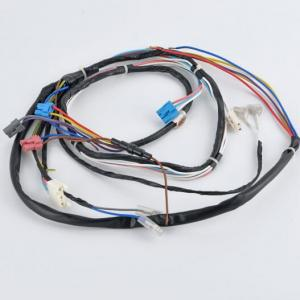 Wire harness for pulsator washing machine